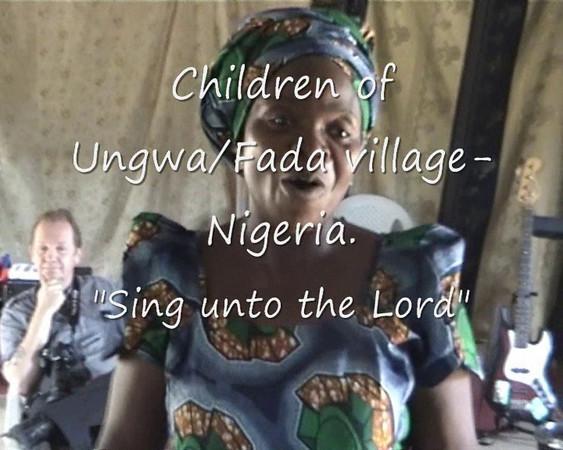 Children of Ungwa/fada village. [2009]